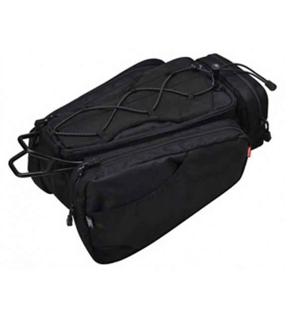 Bolsa Klickfix Para Tija De Sillin Contour Max Sport Adaptador Incluido Negro 11 L