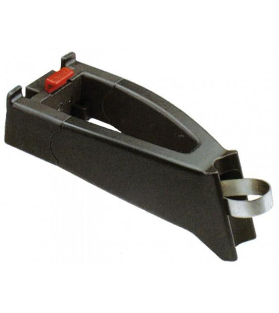 Extensor Klickfix Para Adaptador Manillar 25-32 Mm Negro