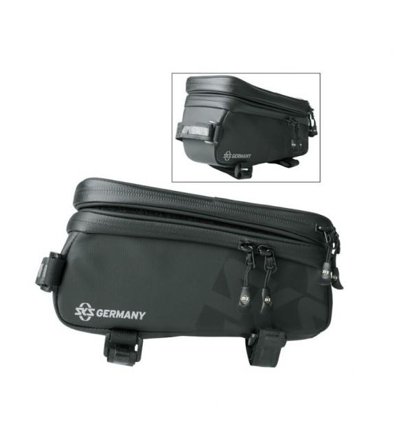 Bolsa De Cuadro Sks Explorer Smart 158 G 1.35 Litros Negro (20x10x110 Cm)