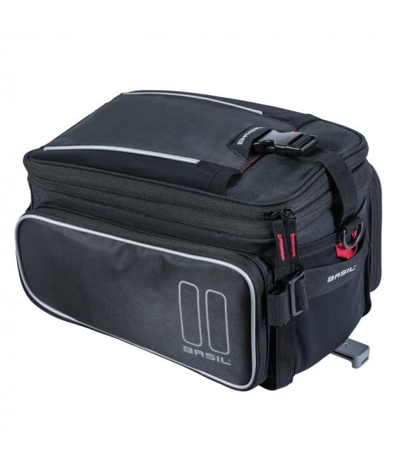 Bolsa Portaequipaje Basil Sport Design Mik Negro 7-15 Litros