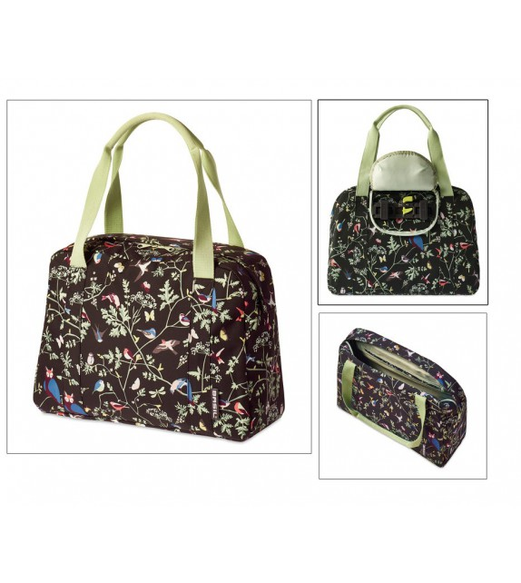 Bolsa Tras.basil Wanderlust Carry All Bag Neg/pajar.imperm.1