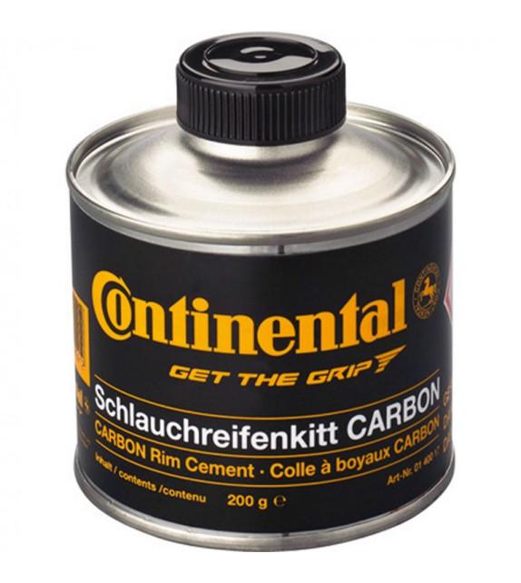 Bote Pegamento Tubular Continental 200 G Carbon