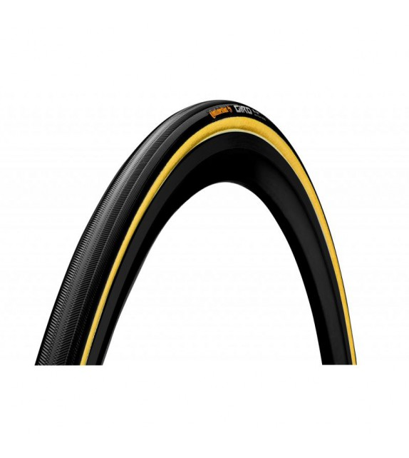 Tubular Continental Giro 700x22 Skin Negro 22-622