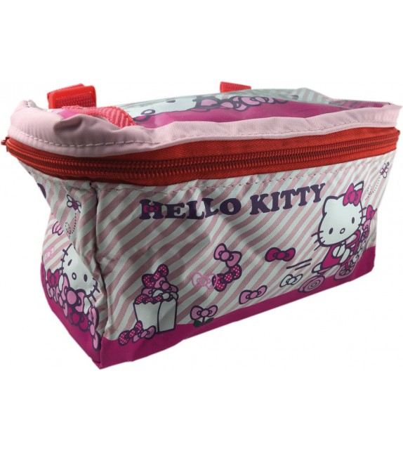 Bolsa De Manillar Hello Kitty B180xh100xt80 Mm
