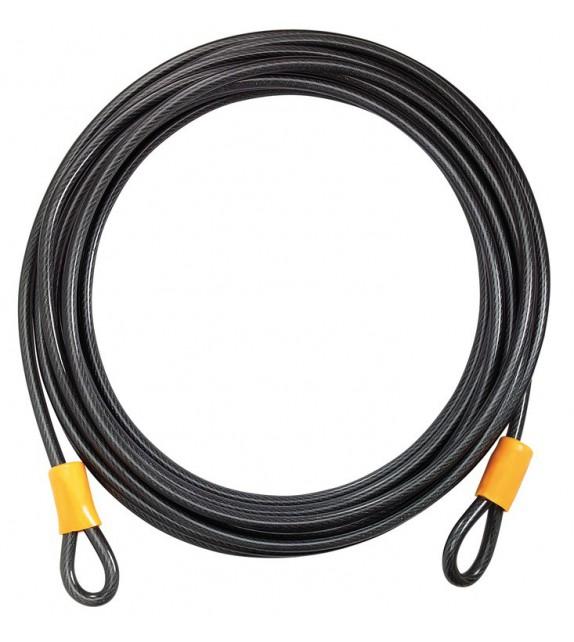 Cable Lazo Onguard Akita 8073 900cm, ø 10mm, Con 2 Lazos