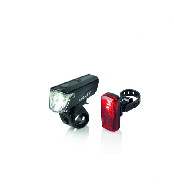 Xlc Cl-s20 Set De Luces Capella Para Todas Las Bicis