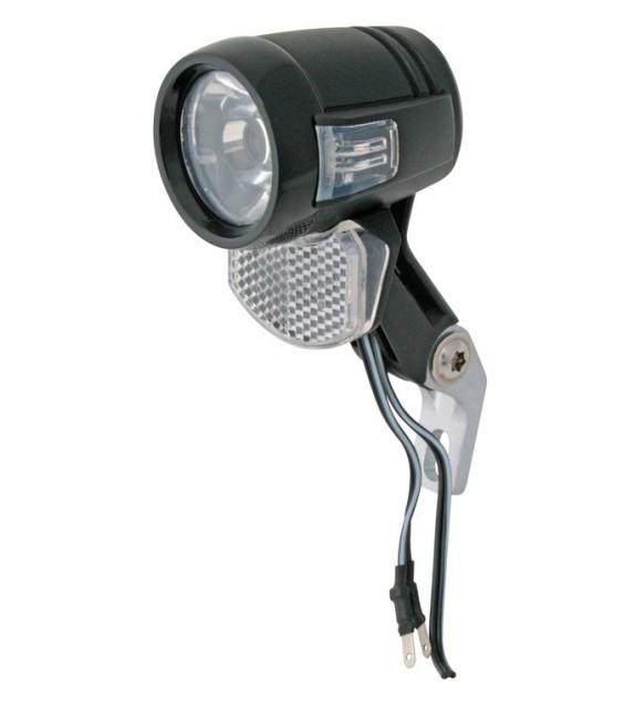 Faro Delantero Axa Blueline 30 Steady Auto Con Interruptor + Sensor + Luz De Posicion