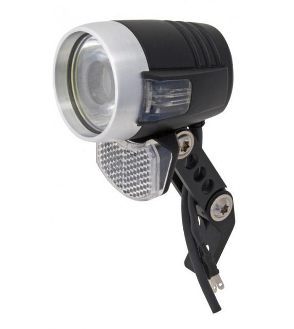 Faro Delantero Axa Blueline 50t Steady Auto Con Interruptor + Sensor + Luz De Posicion + Luz Diurna