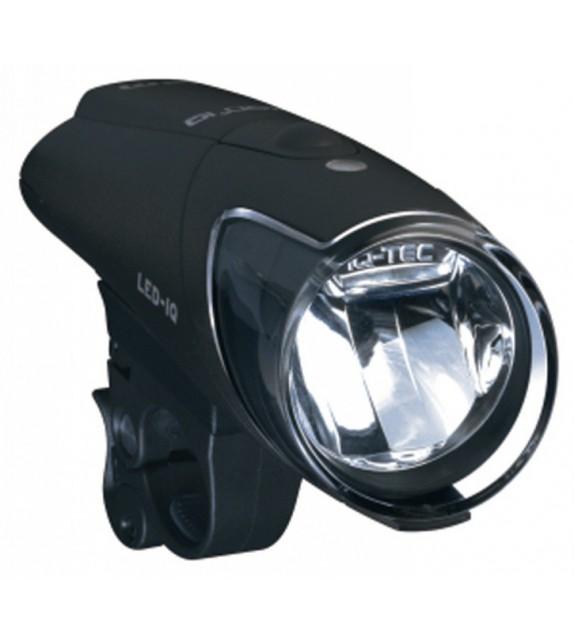 Luz Delantera Busch&müller Ixon Iq Premium 80 Lux Negro
