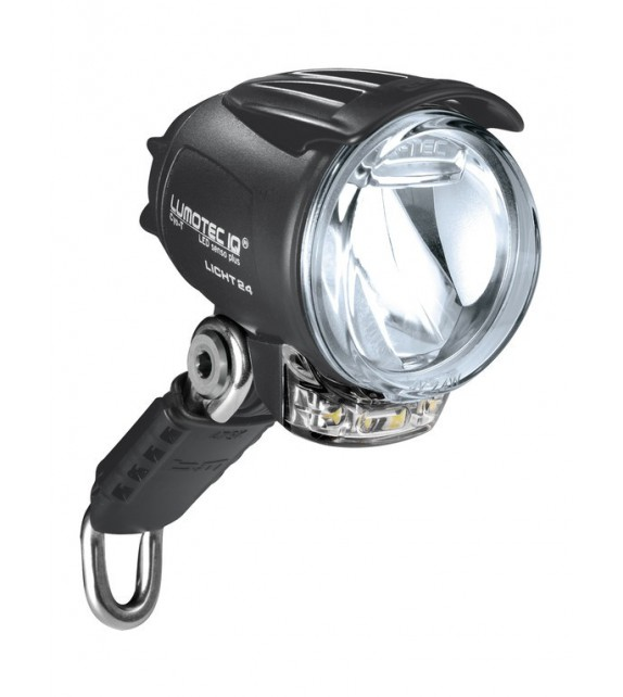 Luz Delantera Busch&múller Lumotec Iq Cyo R Premium T Sensoplus+luz Posicion+24 80 Lux