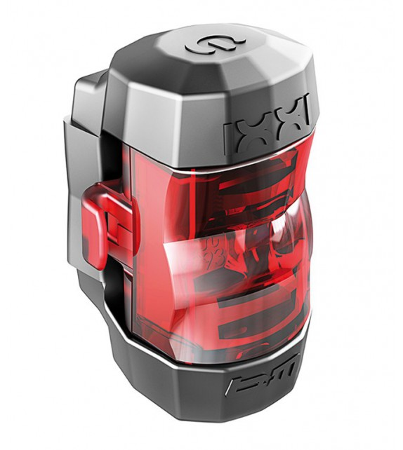 Luz Trasera Busch&müller Diodos A Bateria Ixxi