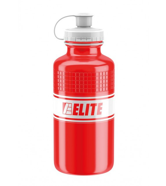 Bidon Elite Vintage Rojo 500 Ml