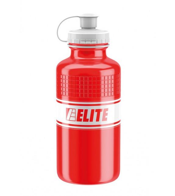 Bidon Elite Vintage Rojo 500 Ml