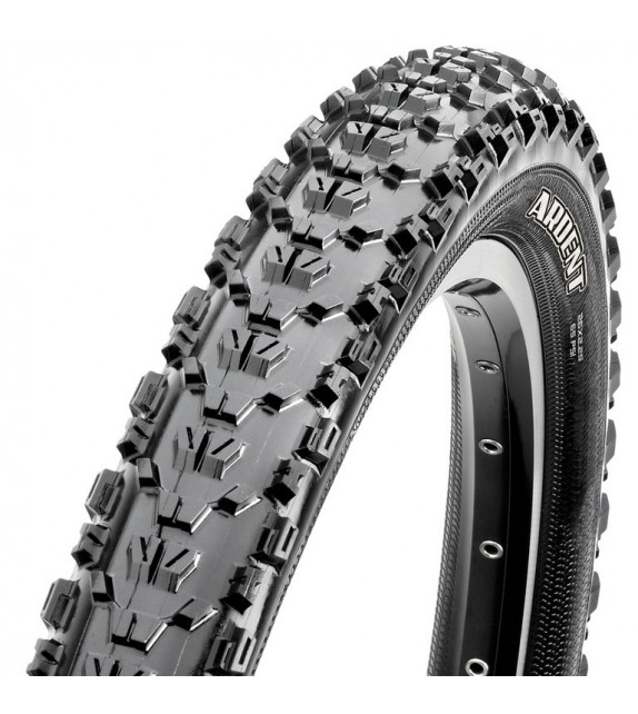 Cubierta Maxxis Ardent Tubeless Ready 27.5x2.40 Dual Compound Exo Protection Plegable Negro 61-584