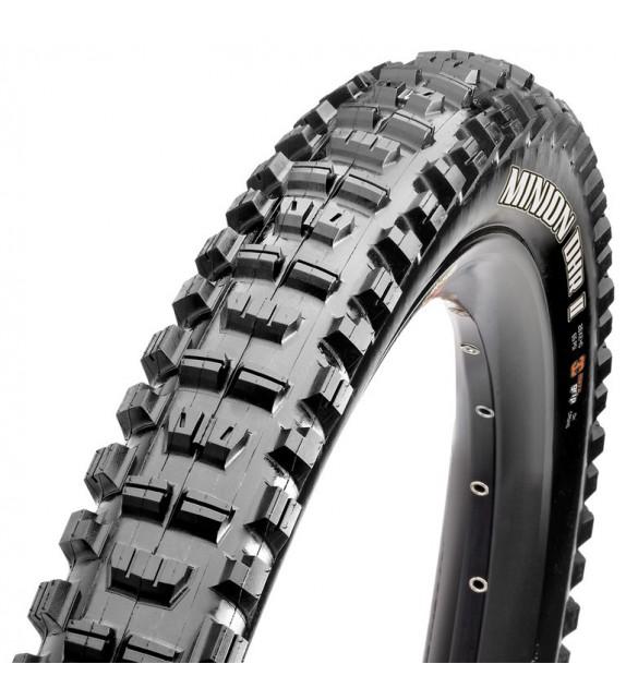 Cubierta Maxxis Minion Downhill R Ii Wide Trail Tubeless Ready 3c 27.5x2.40 Plegable Negro 61-584