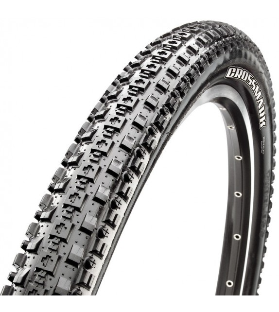 Cubierta Maxxis Crossmark Single Compound 29x2.10 Rigida Negro 52-622