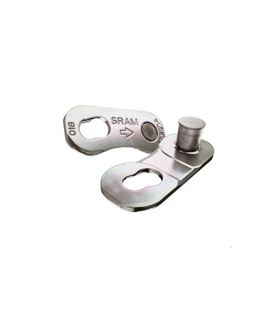 Conector Cadena Sram Powerlock 12v Plata (4 Unidades)
