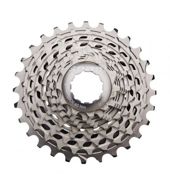 Cassette Sram Nuevo Red Xg 1090 Power Dome 10 V.