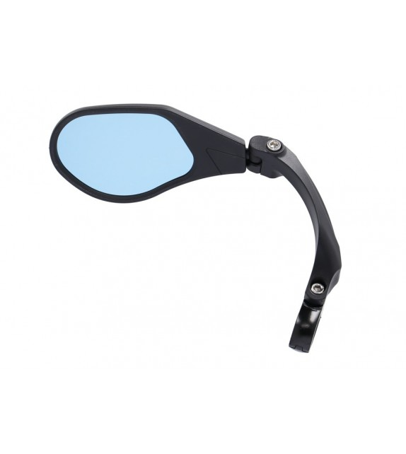 "Xlc Mr-k13 Retrovisor Izquierdo Cristal ""blue Hd"" Regulable Giratorio Manillares 21-26 Mm Negro"