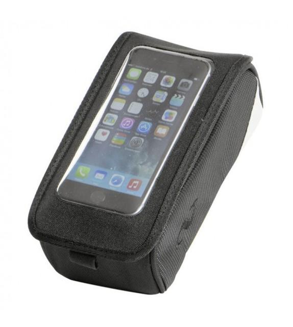 Bolsa Para Telefono Norco Boston Negro 0.8 Litros (8x11x19 Cm)