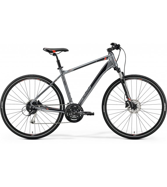 Bicicleta Urbana Merida Crossway 100