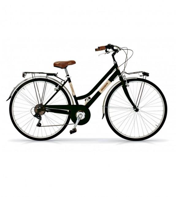 Bicicleta Urbana Qüer Corinto 28 6 Velocidades