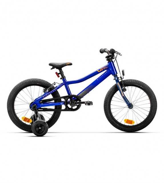 "Bicicleta Infantil Wrc Discovery 18"" Alloy 2021"
