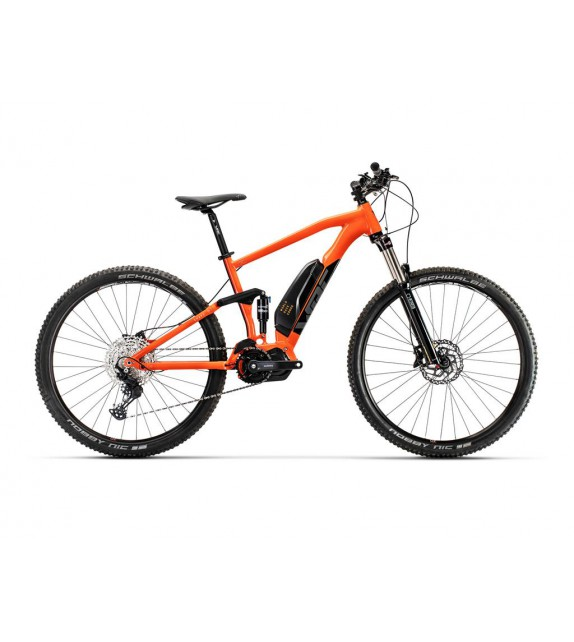 """Bicicleta Eléctrica Wrc Shake Fs Deore 11s E7000 29"""" 2021"""