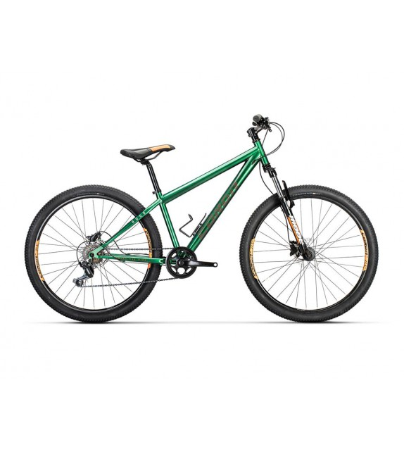 """Bicicleta De Montaña Conor 6000 Disc 27,5"""" Steel 2021"""