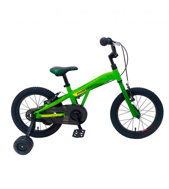Bicicleta Infantil Monty 103 2021