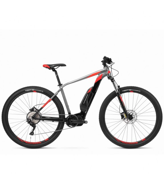 "Bicicleta De Montaña Kross Level Boost 1.0 29"" M7000"