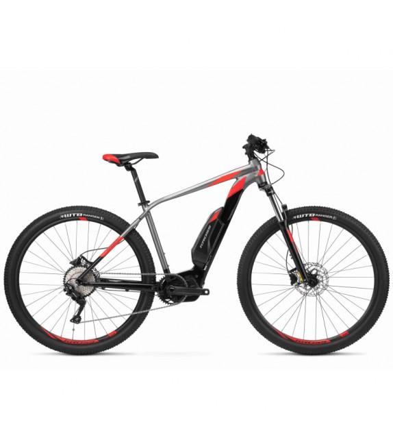 """Bicicleta De Montaña Kross Level Boost 1.0 29"""" M7000"""