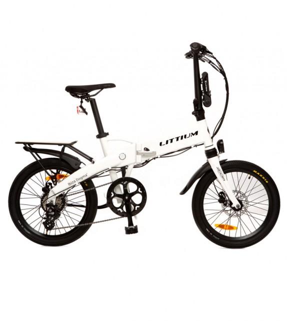 Bicicleta Eléctrica Ibiza Dogma 03