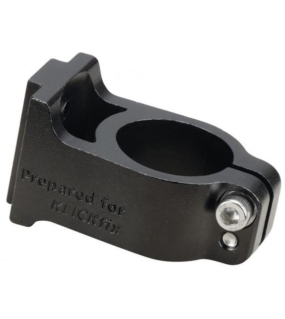 Adaptador Klickfix Para Potencia A-head Aluminio Negro