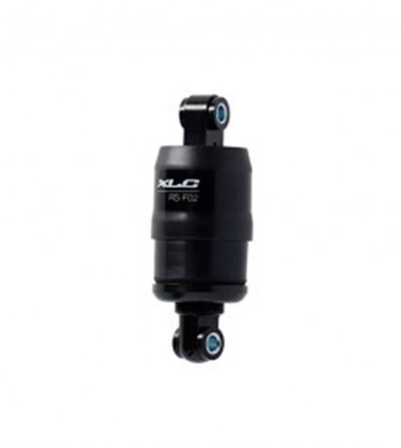 Xlc Rs-f02 Amortiguador 165 Mm Recorrido 40 Mm Tarado 300 Kg Negro
