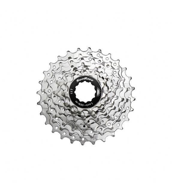 Cassette Sunrace Csr91 9v. Nickel