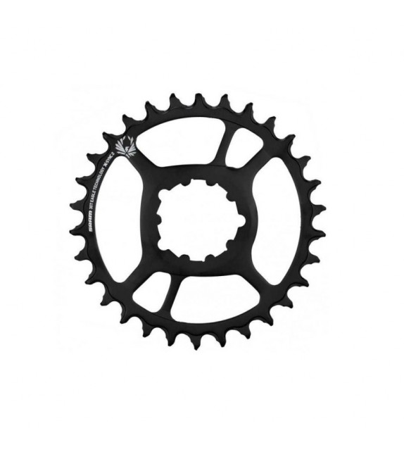 Plato Sram X-sync2 Eagle Boost 30d Direct Mount 3mm Offset 11/12v Negro