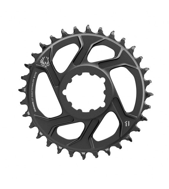 Plato Sram X-sync2 Sl Eagle 34d Direct Mount 3 Mm Offset Boost Negro