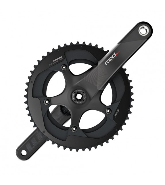 Juego De Bielas Y Platos Sram Red Gxp (eje 22-24) 172.5 Mm 36x52 11 V.(gxp/press Fit Gxp 68 Mm)