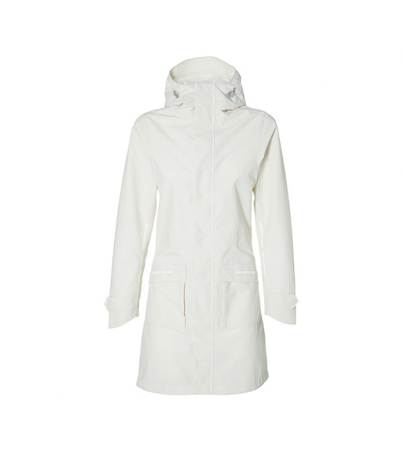 Parka Impermeable Basil Mosse Mujer