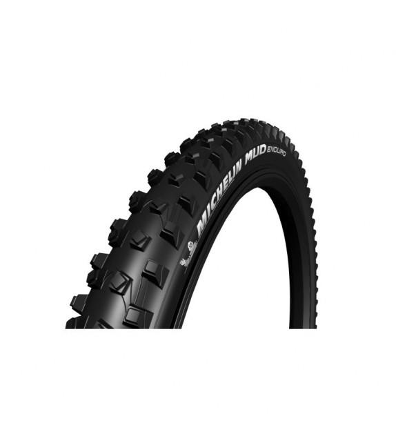 Cubierta Michelin Mud Enduro Magi-x Tubeless Ready Competition Line Plegable Negro