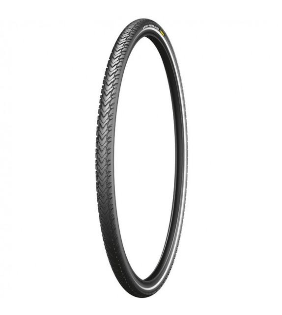 Cubierta Michelin Protek Cross Max Performance Line Rigida Flanco Reflectante