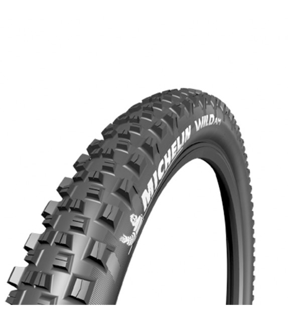 Cubierta Michelin Wild Am 27.5x2.80 Tubeless Ready Competition Line Plegable Negro 71-584