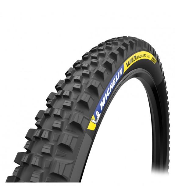 Cubierta Michelin Wild Enduro Trasera 29x2.40 Racing Line Plegable Negro 61-622