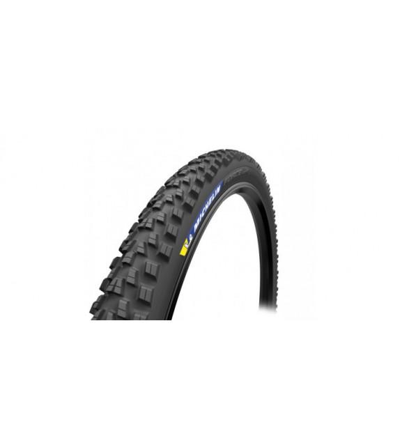 Cubierta Michelin Force Am2 Competition Line Plegable Negro