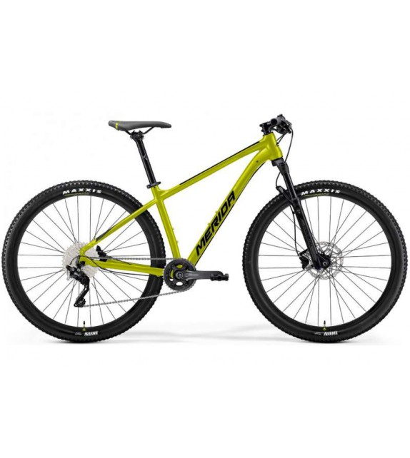 Bicicleta De Montaña Merida Big Nine 80