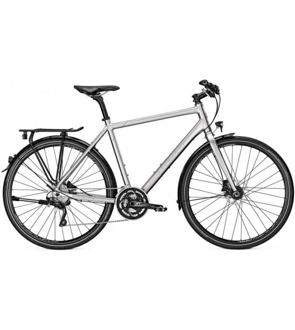 Kalkhoff Trekking Bike Fitness Endeavour Lite Hombre 28 'de 30 g chromo Silver