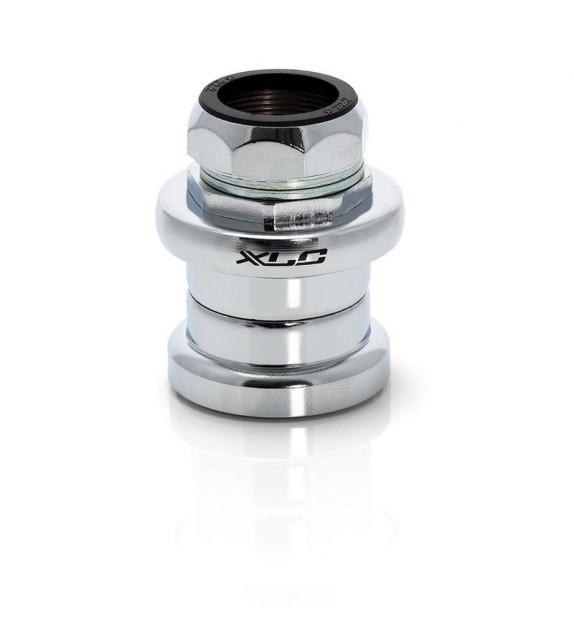 Xlc Hs-s01 Juego De Direccion A Rosca 1 (22.2 Mm)/ 26.4 Mm/30,00 Mm Cromo
