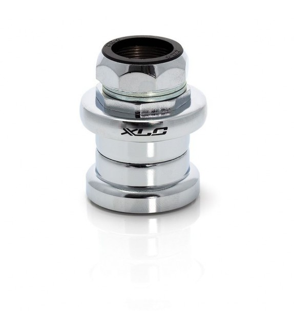 Xlc Hs-s01 Juego De Direccion A Rosca 1 (22.2 Mm)/ 26.4 Mm/34.0 Mm Cromo