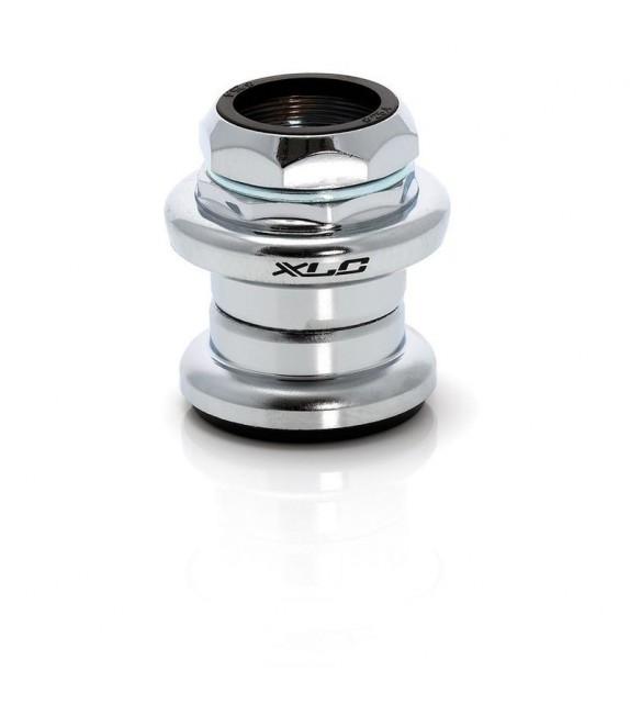 Xlc Hs-s02 Juego De Direccion A Rosca 1-1/8(25.4 Mm)/30 Mm/34.0 Mm Cromo